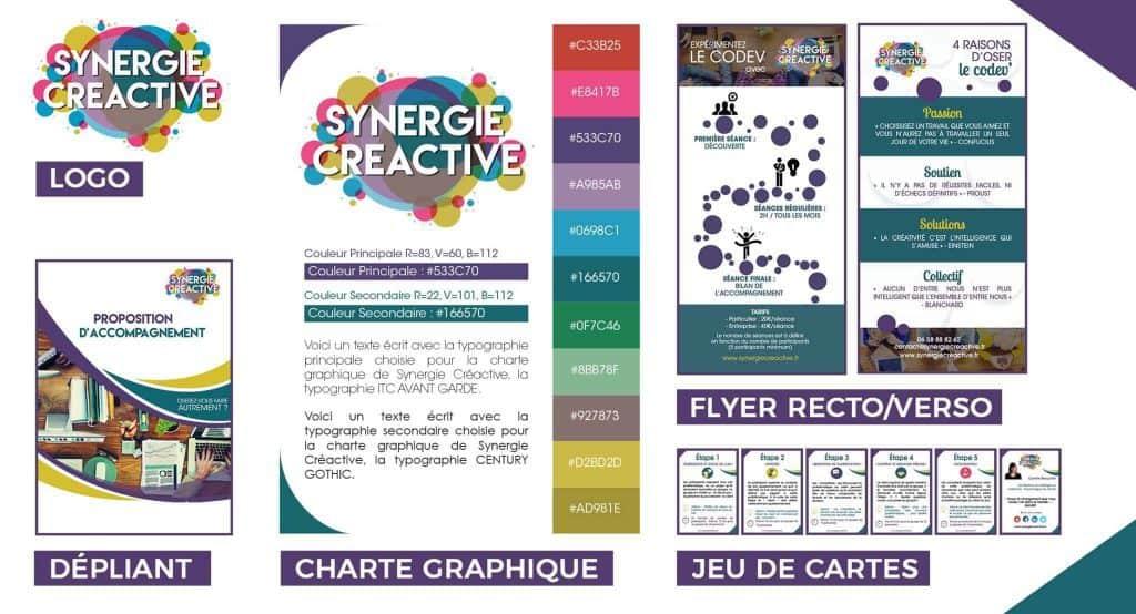 Synergie Creactive Realisations par Thomas GANET