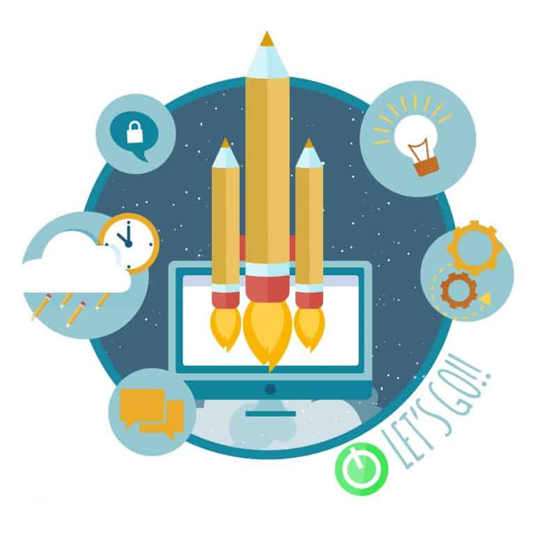 Mes 10 astuces pour réussir le lancement de son site internet